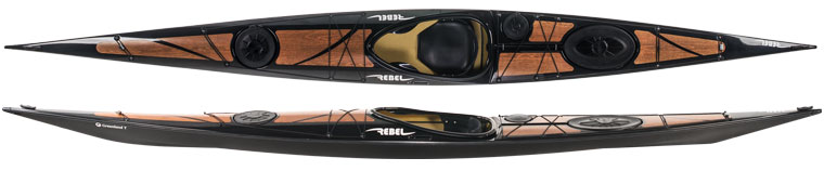 Rebel Kayaks Greenland T